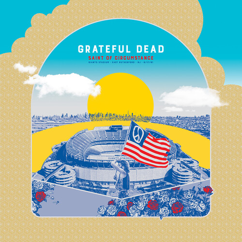 Grateful Dead - Saint Of Circumstance: Giants Stadium, East Rutherford, NJ 6/17/91 [5LP]
