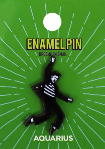 ELVIS ENAMEL PIN