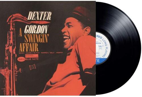 Dexter Gordon - Swingin Affair (Can)