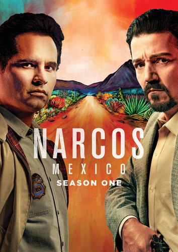Narcos: Mexico - Season 1 - Narcos: Mexico - Season 1 (4pc) / (Box)