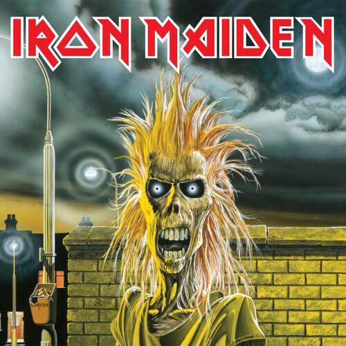 Iron Maiden - Iron Maiden [LP]