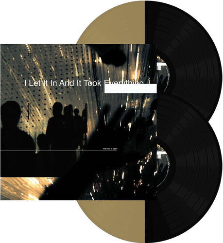 I Let It In And It Took Everything (Gold/ Black Vinyl)