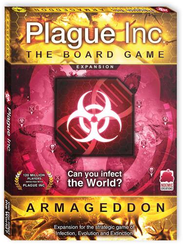 PLAGUE INC ARMAGEDDON EXPANSION