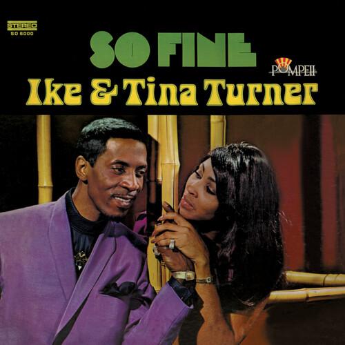 Ike Turner  & Tina - So Fine (Purple & Black Splatter Vinyl) (Blk)
