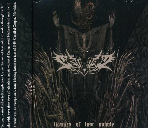 Litanies of Lust Unholy [Import]