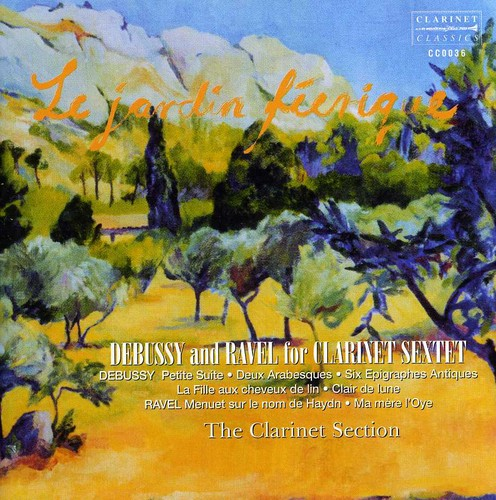 French Music for Clarinet Sextet
