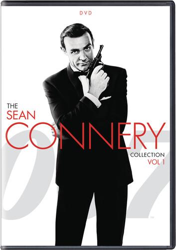 James Bond: The Sean Connery Collection Volume 1
