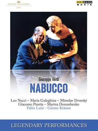 Nabucco 9 (Legendary Performances)