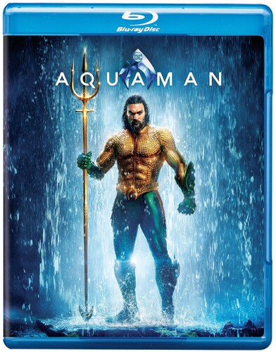 Aquaman [Blu-ray/DVD]