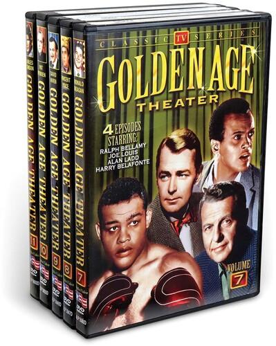 Golden Age Theater: Volume 7-11