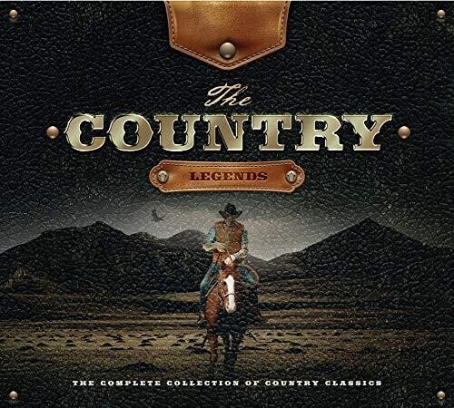 Country Legends /  Various [Import]