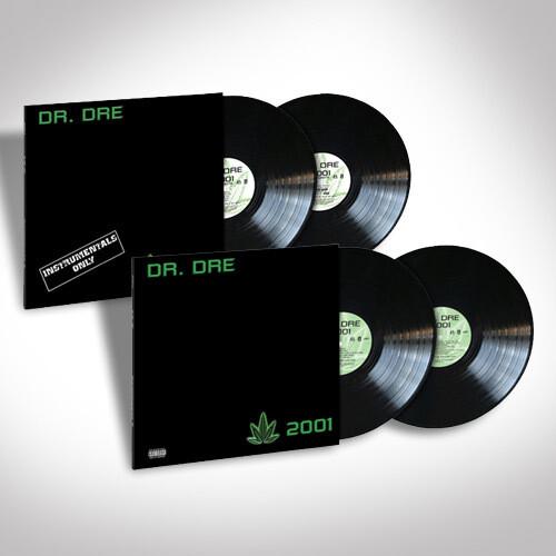 Dr. Dre Vinyl Bundle