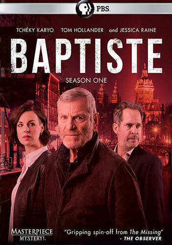 Baptiste: Season One (Masterpiece)