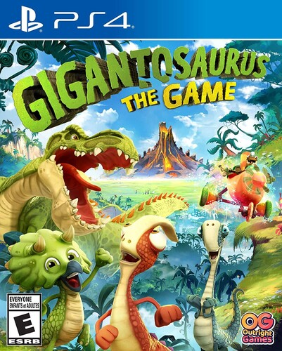 - Gigantasaurous