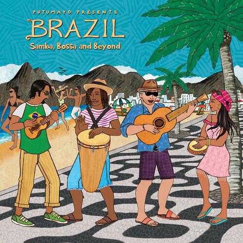 Putumayo Presents: Brazil (Various Artists)
