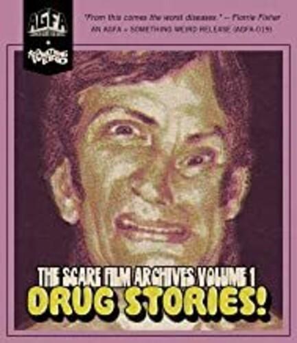 Scare Film Archives Volume 1: Drug Stories