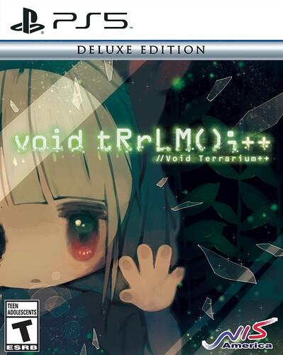 void tRrLM();++/ / Void Terrarium++ Deluxe Edition for PlayStation 5