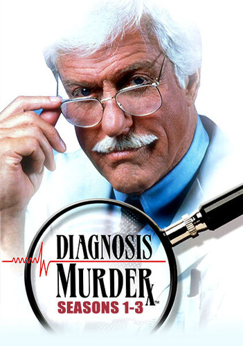 Diagnosis Murder: Seasons 1-3