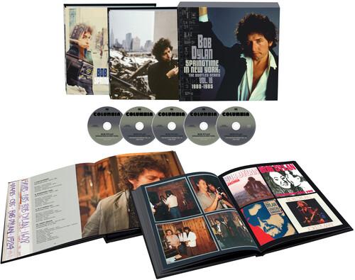 Springtime In New York: The Bootleg Series Vol. 16 (1980-1985) Deluxe (5CD)