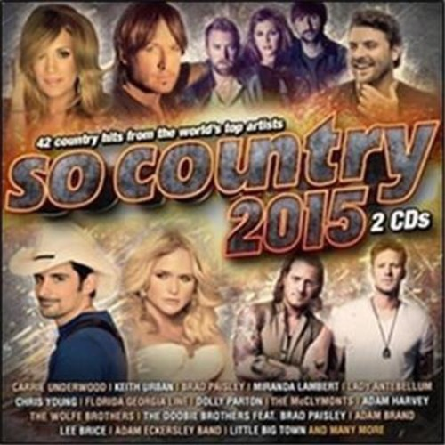 So Country 2015 [Import]
