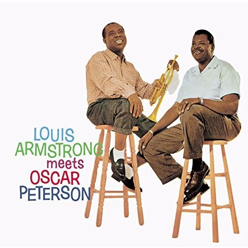 Louis Armstrong Meets Oscar Peterson [Import]