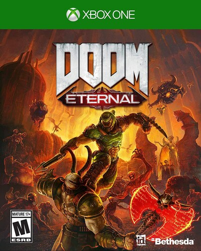 Xb1 Doom Eternal - Doom Eternal  for Xbox One