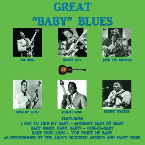"""Great """"Baby"""" Blues (Various Artists)"""