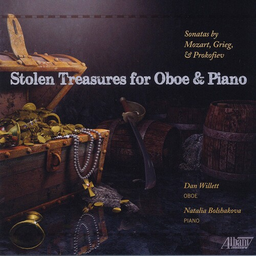 Stolen Treasures For Oboe And Piano