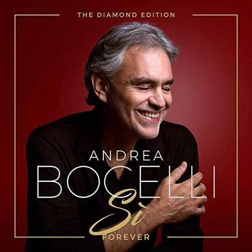 Andrea Bocelli - Si Forever the Diamond Edition