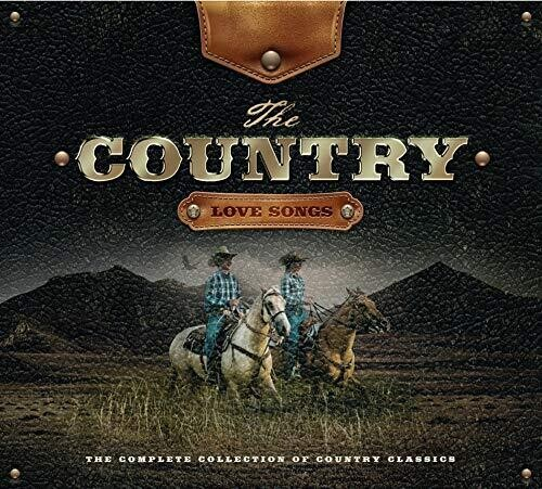 Country Love Songs /  Various [Import]