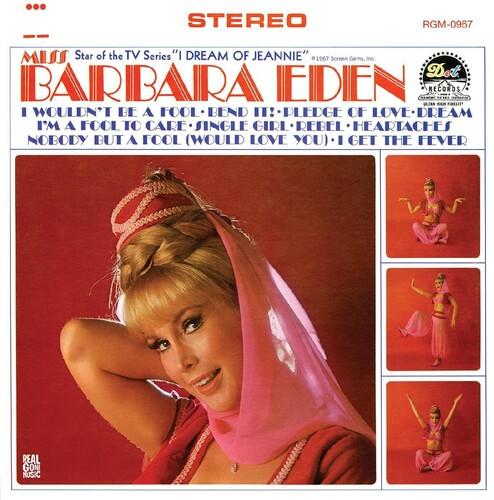 Miss Barbara Eden