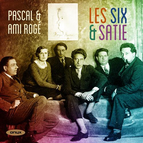 Pascal Rogé - Les Six & Satie