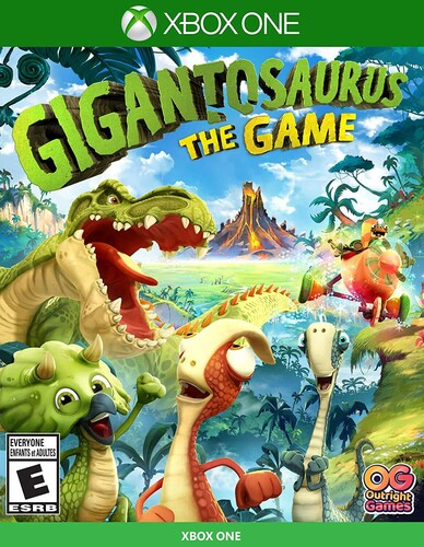 - Gigantasaurous for Xbox One