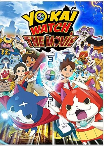 Yo Kai Watch: The Movie