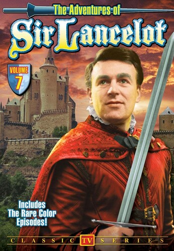 The Adventures of Sir Lancelot: Volume 7