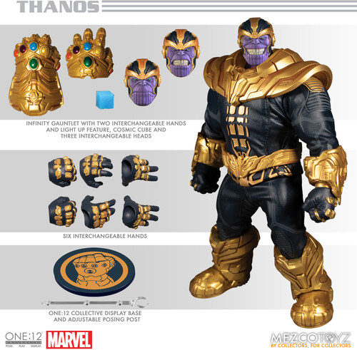ONE:12 COLLECTIVE MARVEL THANOS
