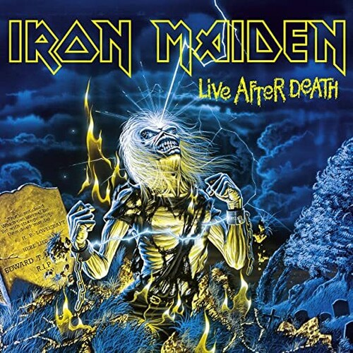 Iron Maiden - Live After Death [Deluxe 2CD]