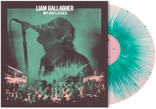Liam Gallagher - MTV Unplugged (Live At Hull City Hall) [Indie Exclusive Limited Edition Splatter LP]