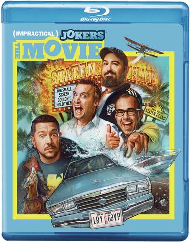 Impractical Jokers [TV Series] - Impractical Jokers: The Movie