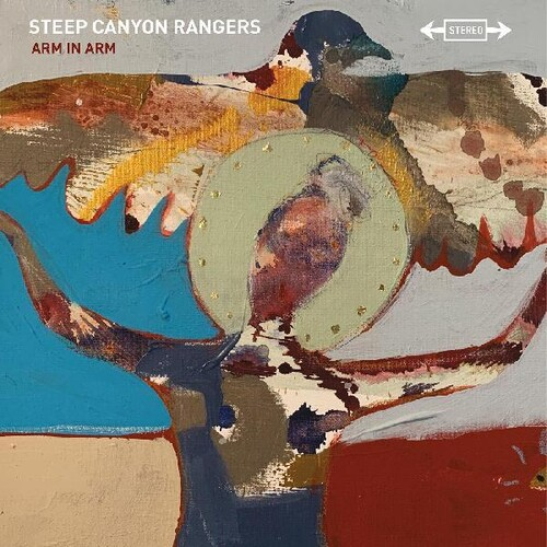 Steep Canyon Rangers - Arm In Arm [Limited Edition Paint Splatter LP]