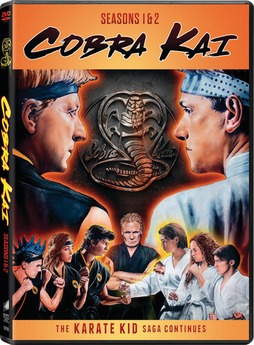 Cobra Kai: Seasons 1 & 2