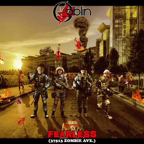 Goblin - Fearless (37513 Zombie Ave)