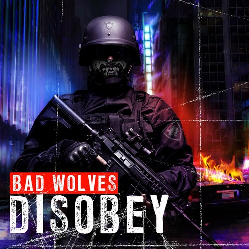 Bad Wolves - Disobey [2LP]