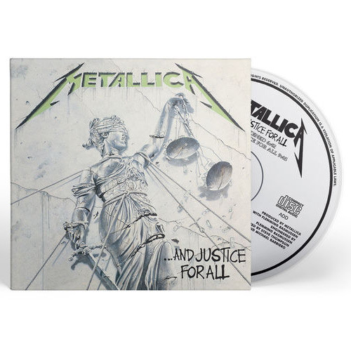Metallica - ...And Justice For All: Remastered