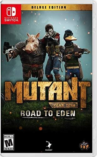 - Mutant Year Zero Road To Eden Deluxe Ed