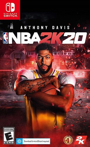 Swi NBA 2K20 - NBA 2K20 for Nintendo Switch