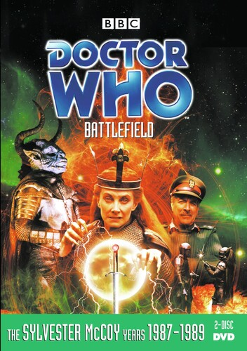 Doctor Who: Battlefield