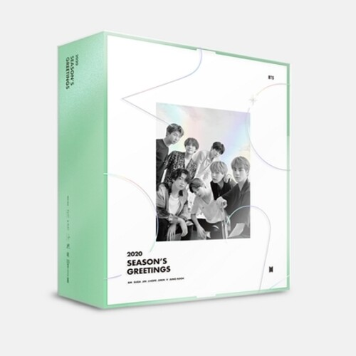 Season's Greetings 2020 [Incl. 2020 Desk Calendar, 6-Ring Diary,Making of DVD, ID Photo Set, Mini Poster Set, Lenticular Photo,Greeting Message Card Set + Selfie Sticker Set] [Import]