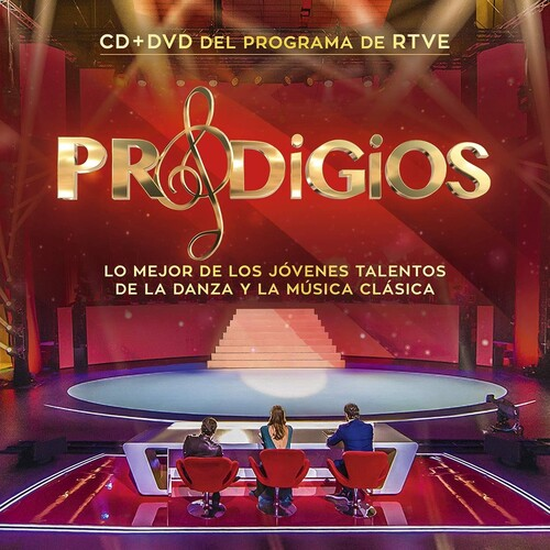 Prodigios /  Various (CD+DVD) [Import]