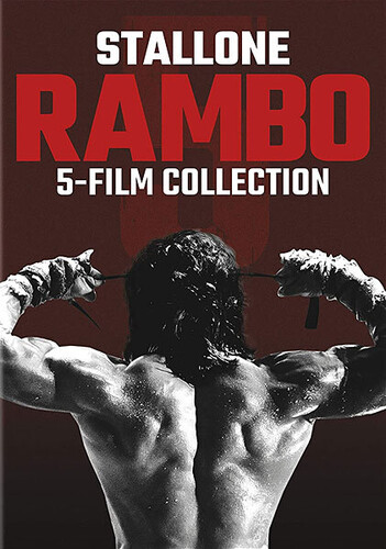Rambo: 5-Film Collection